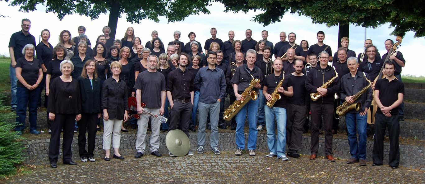 2013 Big Sound Orchestra Kantorei